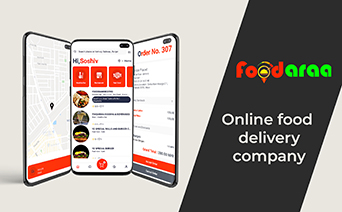 Foodaraa - Food ordering App
