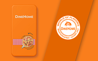 Dinehome food ordering system