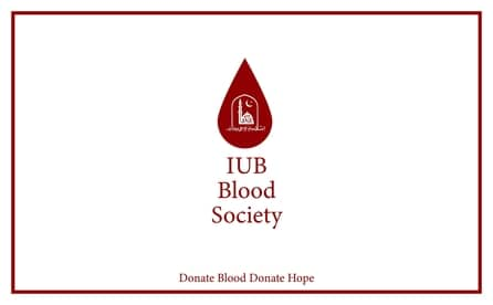 Iub Blood Society