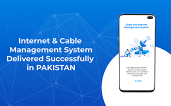 Cable and internet management system