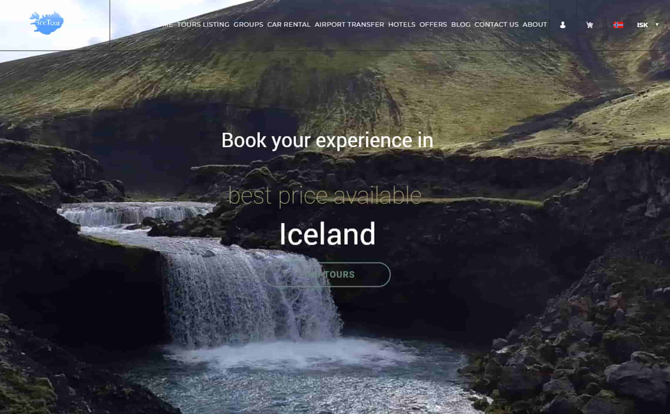 Icetour- tours for iceland