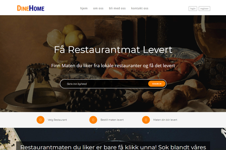 Hello World Technologies | dinehome-online-food-ordering-system