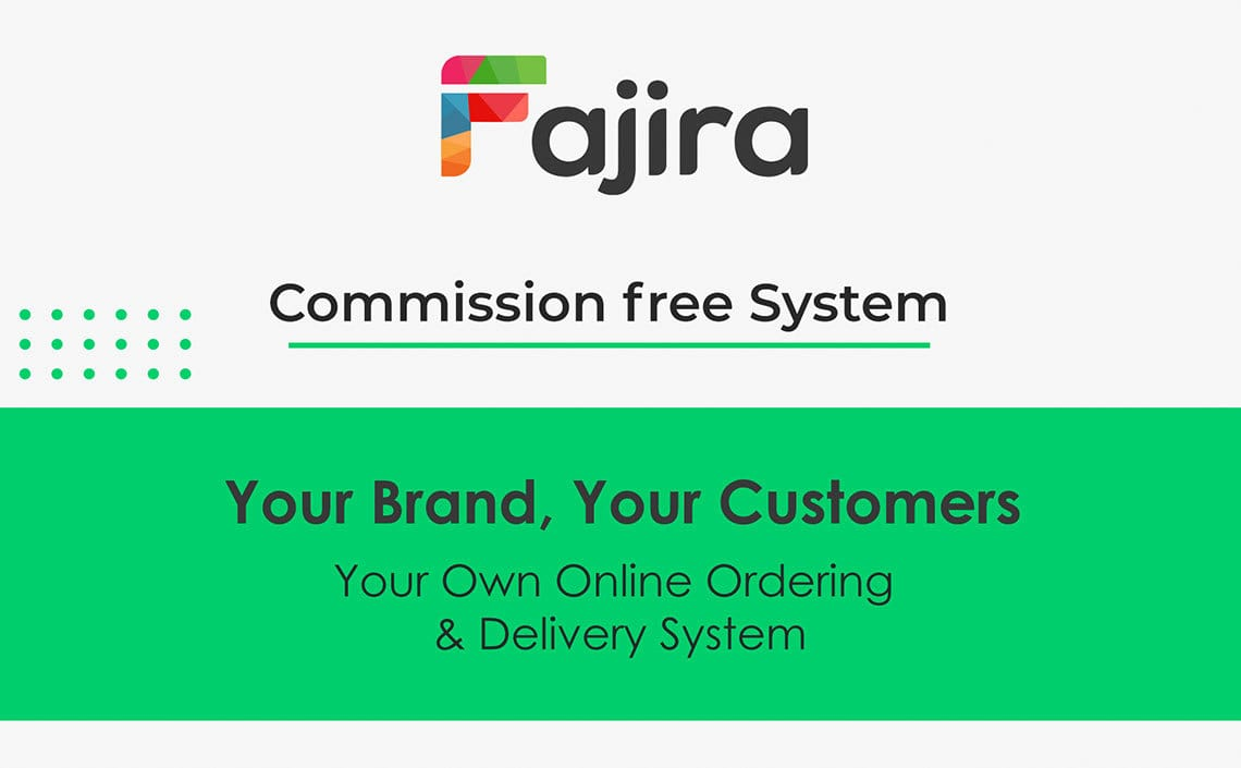 start your own online food ordering system